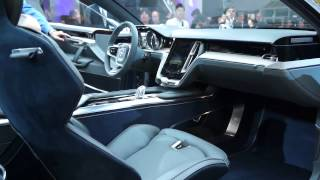 Volvo Coupe Concept 2013 Videos