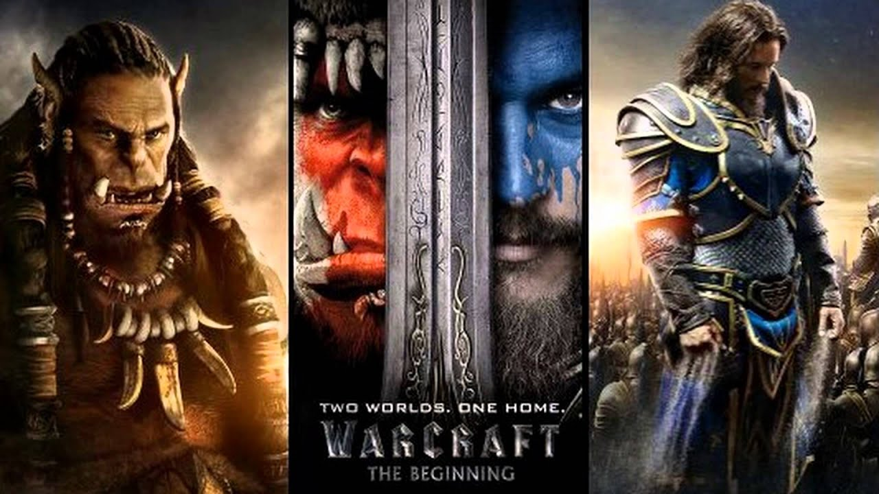 Warcraft Beginning