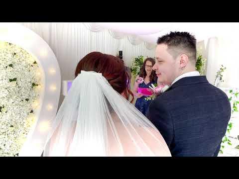 Ria and Craig Iles Wedding 26th March 2021