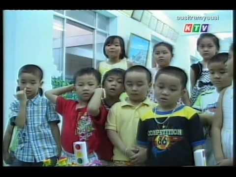 Trẻ em mầm non và An toàn giao thông - Trường MN Lý Tự Trọng Nha Trang