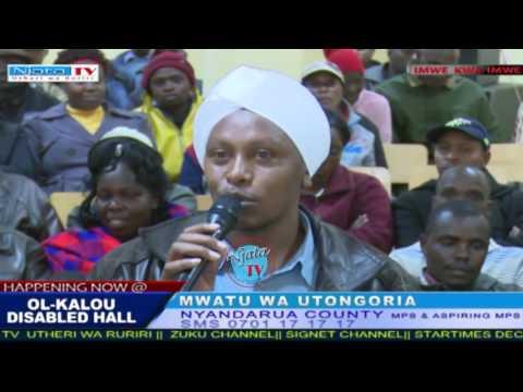 Mwatu wa utongoria Nyandarua county prt 3