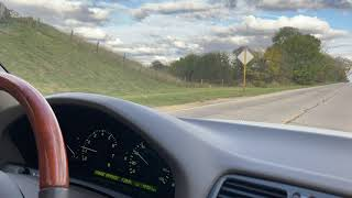 2000 Lexus Ls400 Road Test Video