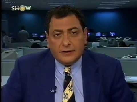 TV Reha Muhar'la Ana Haber 24.10.1996 Asya Finans Açılışı
