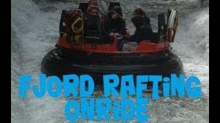 Fjord Rafting Onride Europa Park, Rust Germany(De Fjord Rafting van Europa Park is een oude rivier maar wel een mooie rivier. 2 golfslagbaden en watervallen. Ook vaar je langs de trollen. Ondanks zijn ..., 2012-10-27T18:00:13.000Z)