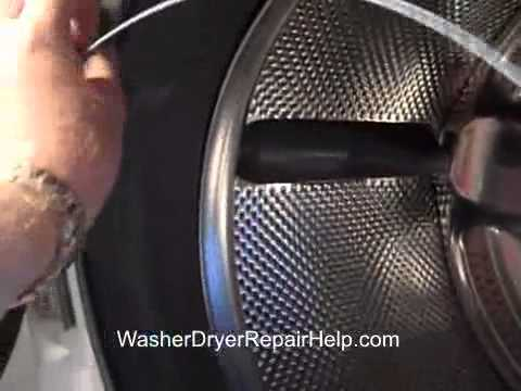 How To Replace The Outer Tub On A Whirlpool Duet Or