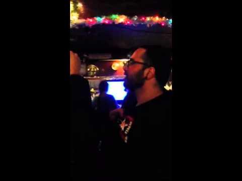 Shantz and Oaks karaoke
