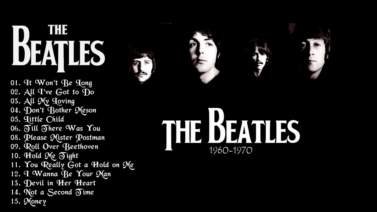 The Beatles Greatest Hits Cover 2017 - The Best Of The Beatles Songs