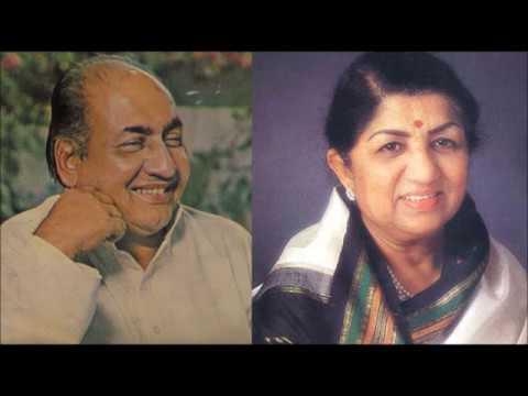 Mohd Rafi and Lata Mangeshkar_Mohabbat Se Tumhen Dekha (Raton Ka Raja; 1970) Mp3