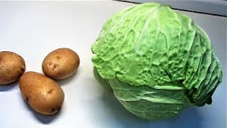 Польпетте Овощные с Капусты и Картошки Вкусно!