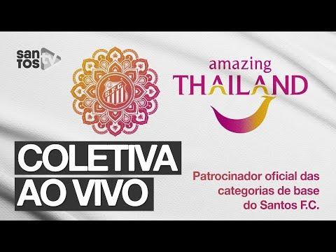 AUTORIDADE DE TURISMO DA TAILÂNDIA | COLETIVA AO VIVO (29/01/20)