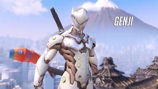 Overwatch - Genji Ability Overview Trailer