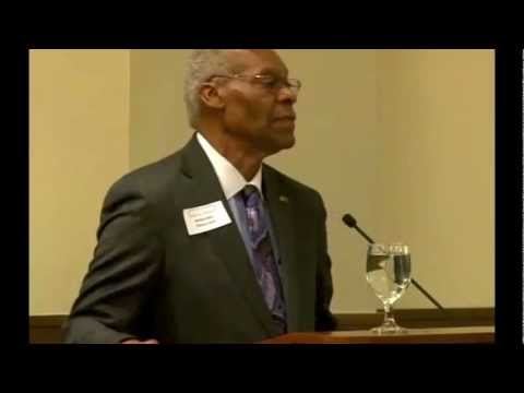 Delano Lewis, Former Ambassador to South Africa - Boston College School of Social Work