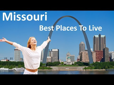 The 10 Best Places To Live In Missouri - USA