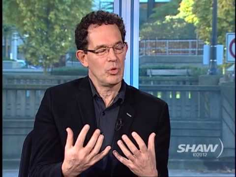 Dr. Neil Turok with Fanny Kiefer Part 2 of 3