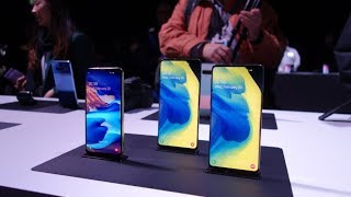Samsung Galaxy S10/S10+/S10e first impressions and hands on - By TotallydubbedHD