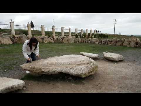 Musical stone Gaval Dashy (Qaval daşi) of Azerbaijan!