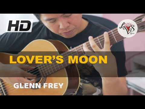 Lover's Moon - Glenn Frey (solo guitar cover)