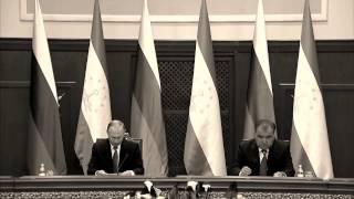Mr Putin Tajikistan Tajik-Russian relations Afghanistan Rahmon