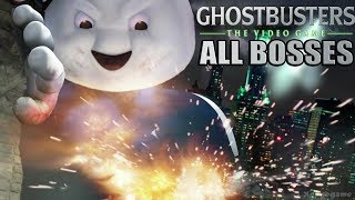 Ghostbusters The Video Game All Bosses