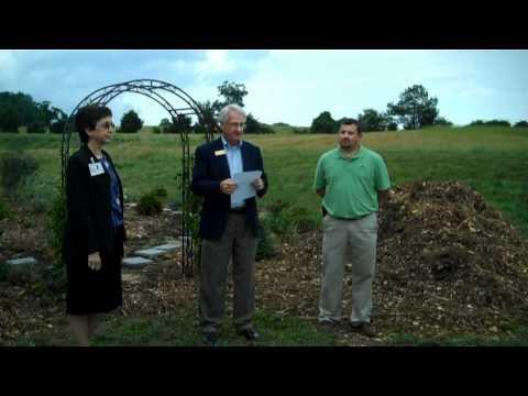 Sheltering Hands Garden Dedication - Jackson County, GA Courthouse