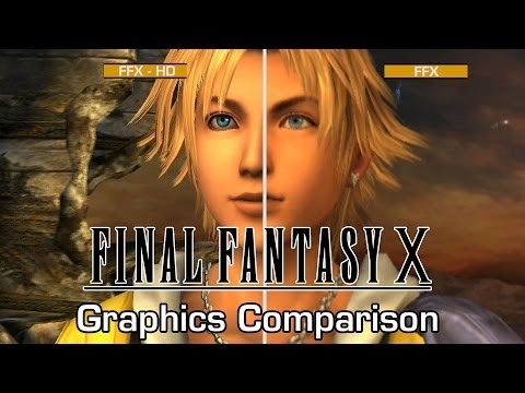 final fantasy x remastered