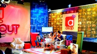 """Marlisa sings """"Let It Go"""" on ASAP Chillout"""