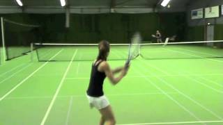 Download lagu College tennis recruiting video of Laura Middel available Fall 2013