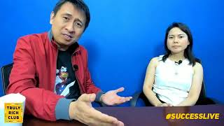 Bo Sanchez Interviews a OFW Turned board top notcher in real estate APPRAISER