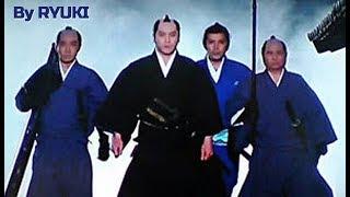 1979~80 テレビ朝日系時代劇「江戸の牙」 OPタイトルテーマ「The Fang」...