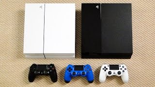 UNBOX: Playstation 4 Branco (Glacier) Destiny Bundle - PS4 Console Sony