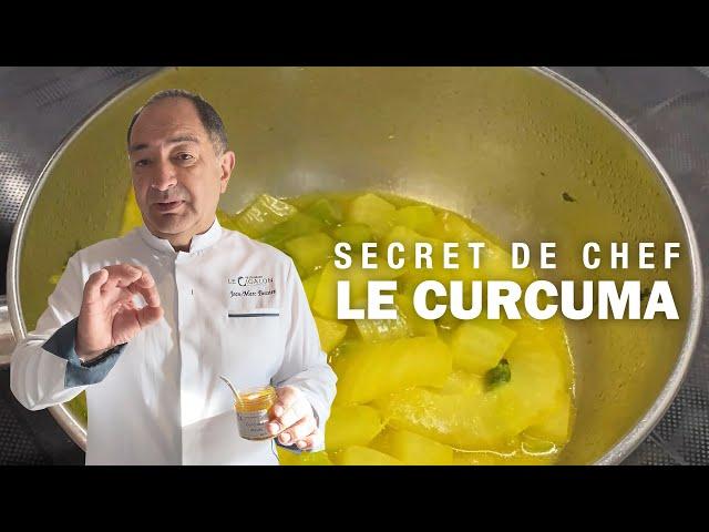 Le CURCUMA : le secret de Jean-Marc Bessire