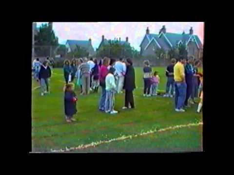 Elgin West End Primary School Fun Day 1988