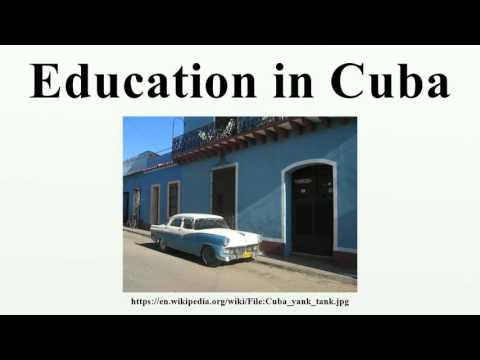 education-in-cuba