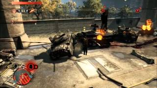 Prototype2 - FreeRoam gameplay