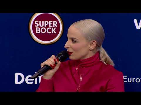 Madame Monsieur | França | Press Conference | Eurovisão 2018