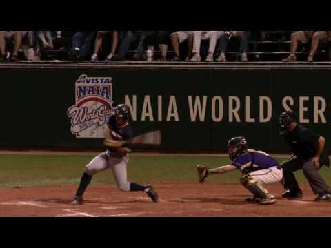 2016 LCSC Baseball National Championship Ring Dinner Video