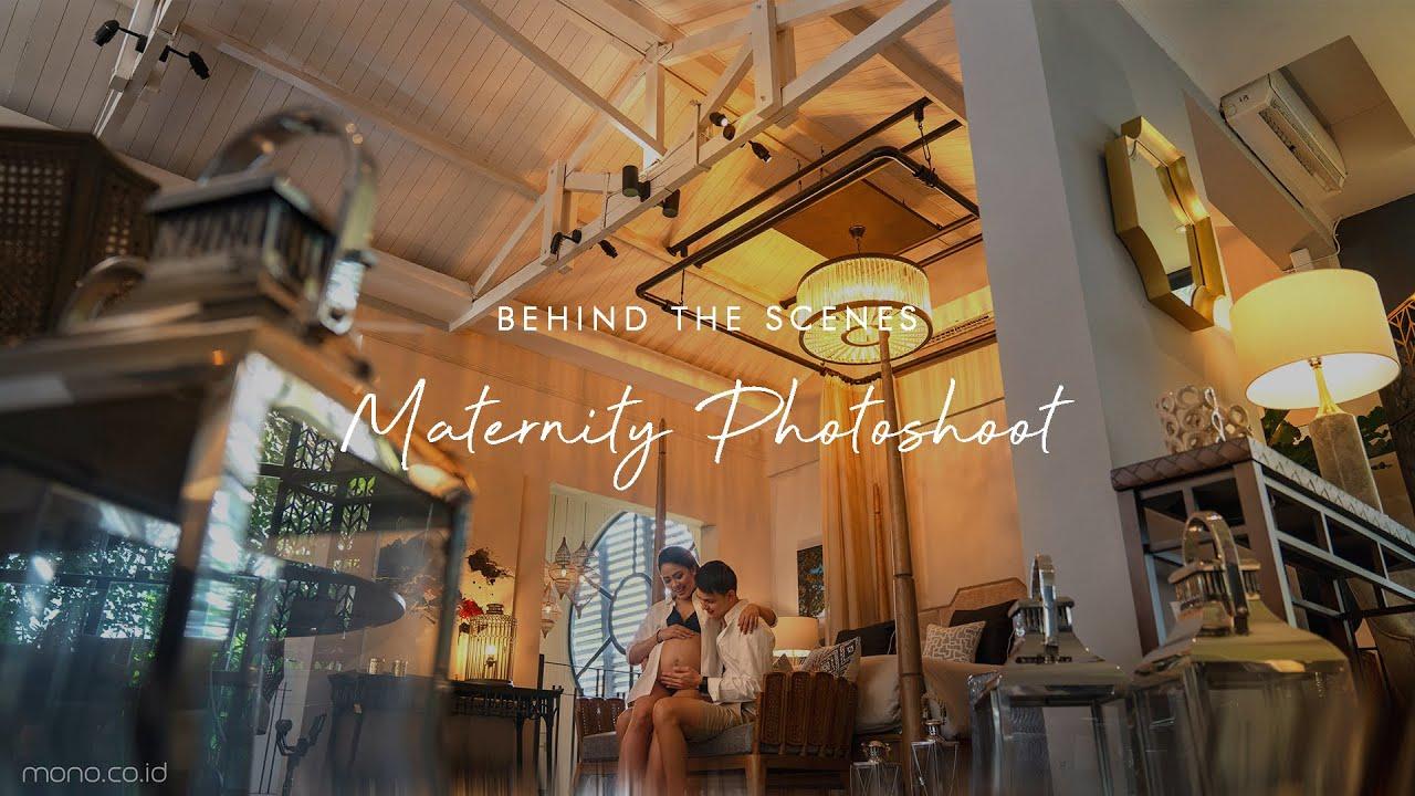 Darwin's Vlog #6 : BTS - Maternity Photoshoot
