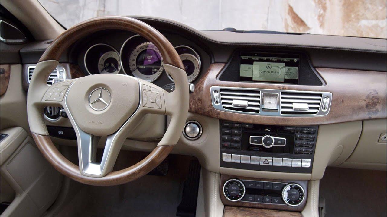 Mercedes CLS Shooting Break Details