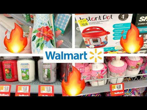 WALMART CLEARANCE!!!🔥$4 PIONEER WOMAN, INSTANT POT, YANKEE CANDLES, TOYS + GROCERIES!!!