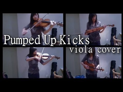 Pumped Up Kicks (Foster the People) - viola cover