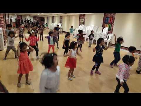 Dance practice babu hanikarak