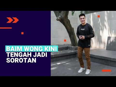 Baim Wong Kini Tengah Jadi Sorotan