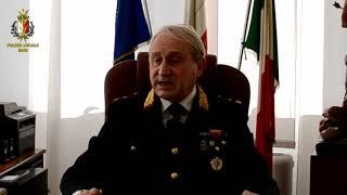 San Sebastiano 2021 -  video messaggio Sindaco di Bari e Comandante della P.L.