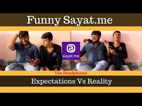 Sayat.Me Expectation Vs Reality - Funny Vines