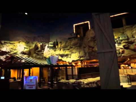 Theming Complex – Buffalo Bills, Primm, Nevada