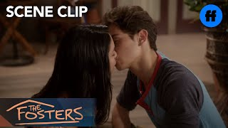The Fosters - Season 1: Episode 11 | Clip: Jesus & Lexi Say Goodbye