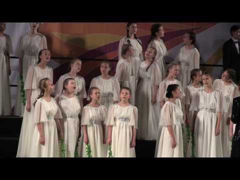 World Choir Games 2016 - Children's Choir Credo