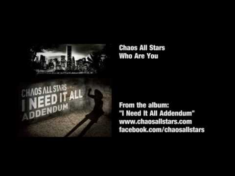 Chaos All Stars - Who Are You