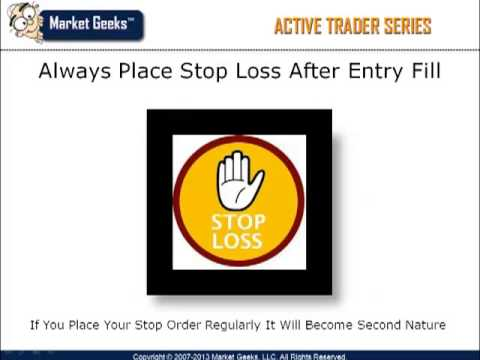 Day Trader Rules - Follow These Basic Rules And Stay Out Of Trouble