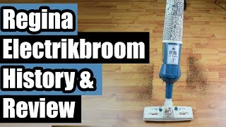 Regina Electrikbroom - Vintage Stick Vacuum History and Review